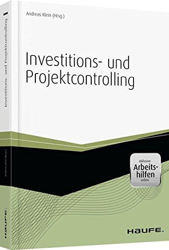 Investitions- und Projektcontrolling - inkl. Arbeitshilfen online (Haufe Fachbuch)